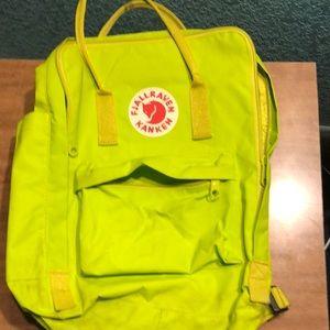 Fjallraven Kanken backpack!